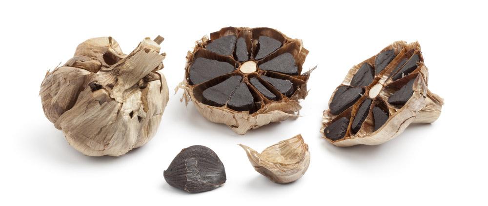 Black Garlic kan gi en rekke helsefordeler