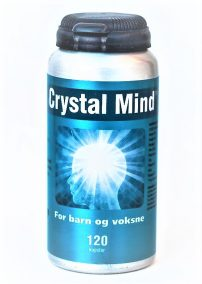 Crystal Mind pack shot