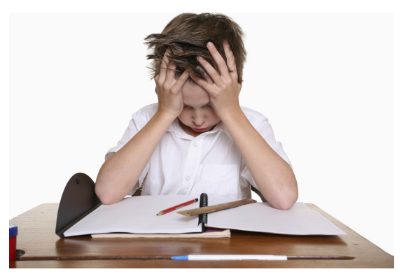 barn med konsentrasjonsbrist