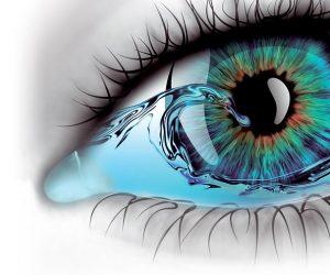 Crystal Eye Omega bidrar til normale slimhinner, som dermed kan redusere tørre øyne