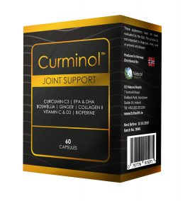 Curminol – verdensnyhet for ledd og muskler