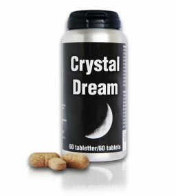 Crystal Dream – for en naturlig god natt med søvn