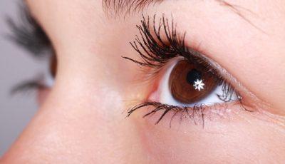 Tørre øyne blir bedre med Crystal Eye Omega